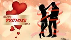 Happy Promise Day 2016 Wishes: Best Quotes, SMS, Facebook Status & WhatsApp Messages to send Happy Promise Day greetings!