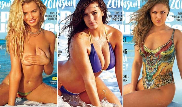Sports Illustrated's 2016 Swimsuit Issue graced by plus-size models for the first time!