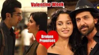 Happy Promise Day 2016: Ranbir Kapoor-Katrina Kaif, Virat Kohli-Anushka Sharma - Top 5 Bollywood couples who broke their promise of togetherness