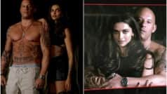 First pictures of Deepika Padukone & Vin Diesel from the sets of xXx: The Return of Xander Cage are here & they look SO hot!