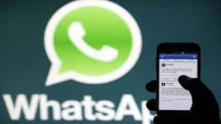 WhatsApp extends group chat limit to 256 people from 100