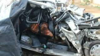 2 die, 10 injured in accident in southwest Delhi
