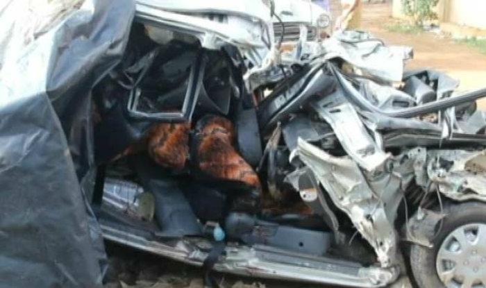Fatal Car Crash Photos Bodies