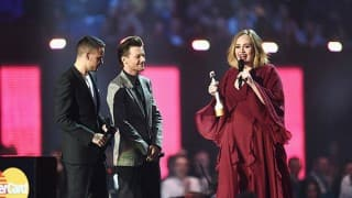 BRIT Awards 2016 winners list: Adele, Coldplay, One Direction, Justin Bieber, Bjork win big!