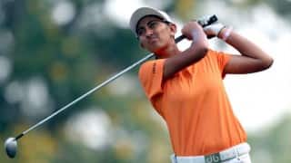 Aditi Ashok finishes tied 31 at Victorian Open on pro debut