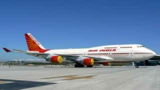 Air India flight checked for bomb after threat call