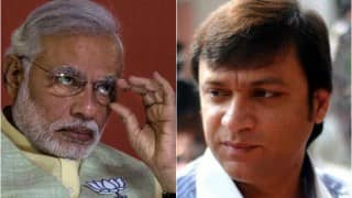 Akbaruddin Owaisi feels AIMIM with Narendra Modi can wipe out Congress, video goes viral