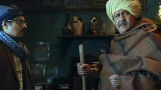 Babuji Alok Nath and Bombshell Sunny Leone Team up for an Unlikely Cause