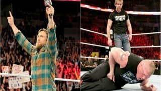 WWE RAW Results & Review: Monday Night gets emotional as Daniel Bryan bids goodbye; Dean Ambrose finally in spotlight!