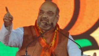 Amit Shah hails the Railway Budget