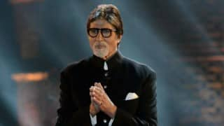 Amitabh Bachchan's first film audition was 47 years ago