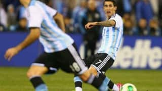 Argentina remain on top in FIFA rankings