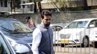 Anurag Thakur: The rise and fall of the cricket czar