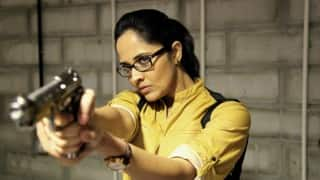 Role in 'Kshanam' total contrast to my TV avatar: Anasuya Bharadwaj