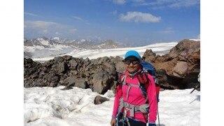 Aparna Kumar Climbs Antartica's Highest Peak
