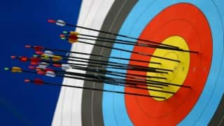Indian archers 4 gold, 4 silver medals