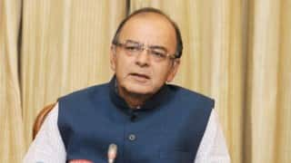 Finance Minister Arun Jaitley sees GDP growth at 7.6%; hopes for better rate next year