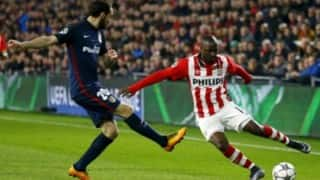 PSV Eindhoven hold Atletico Madrid to frustrating goalless draw in Champions League