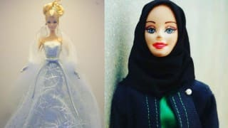 Muslim makeover for Barbie with 'Hijarbie'