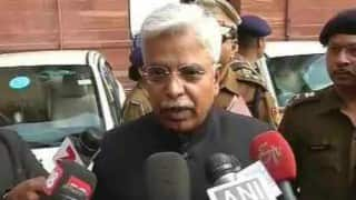 Kanhaiya Kumar raised anti-national slogans: B.S. Bassi