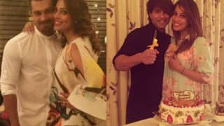Is Bipasha Basu the happiest FRIEND in Karan Singh Grover's birthday pictures?