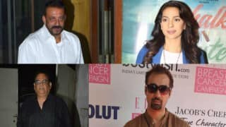 On Sanjay Dutt's homecoming, Bollywood gives warm welcome