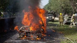 Baghdad bomb kills at least six, report officials