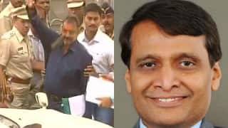 India.com Morning News Bulletin: Sanjay Dutt is a free man; Suresh Prabhu to present Railway Budget 2016