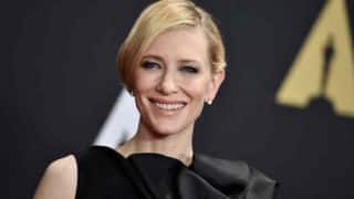 UN signs up Cate Blanchett to boost support for refugees