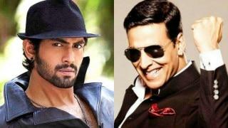 राणा दग्गुबती के साथ तेलुगु फिल्मों में भी नज़र आएँगे अक्षय कुमार