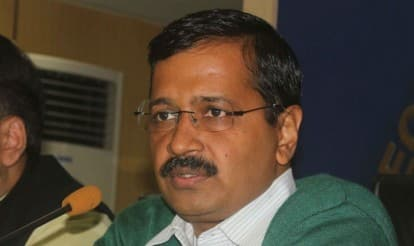 Arvind Kejriwal receives DD of Rs 364 to buy shoes so that he won