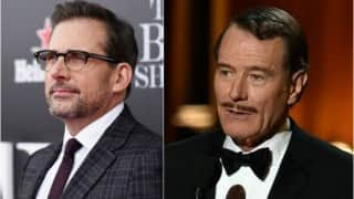 Steve Carell, Bryan Cranston to promote anti-gun violence at Oscars