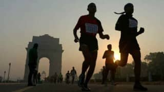 Delhi Half Marathon: Capital Hosts Marathon Amidst Poor Air Quality