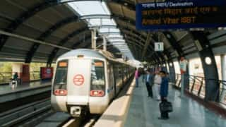 Man commits suicide by jumping before Delhi Metro train