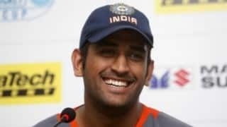 Mahendra Singh Dhoni slams `bowler-friendly` Asia Cup pitches