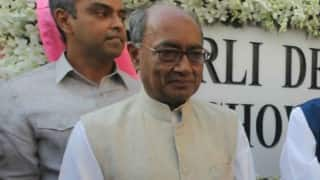 Digvijay Singh inaugurated APCC headquarters in Vijayawada
