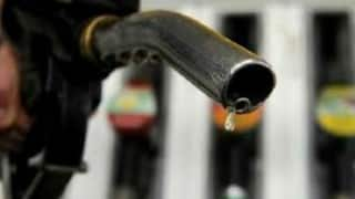 Petrol price cut by 32 paise per litre; diesel to cost 28 paise a litre more