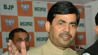 Rahul Gandhi obsessed with Narendra Modi, says Shahnawaz Hussain