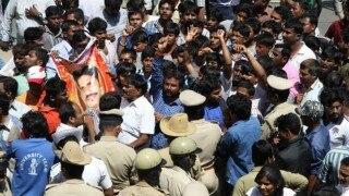 JNU row: AISF, ABVP clash in Bihar over Kanhaiya Kumar's arrest