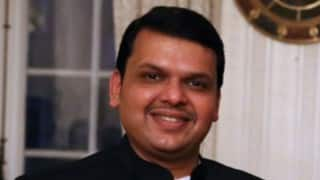 Devendra Fadnavis asks Pankaja Munde to attend water summit