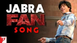 Shah Rukh Khan's `Jabra Fan` crosses 1m views on You-Tube