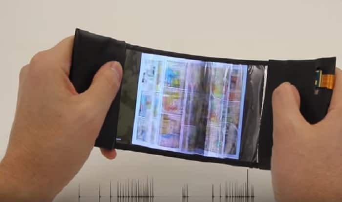 ReFlex: flexible smartphone | Euro Palace Casino Blog
