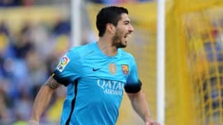Luis Suarez backs `best` Barcelona to defend Champions League crown
