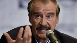 Mexican ex-president uses F-word to slam Donald Trump, calls him crazy