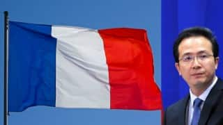 China expects growth of ties with France