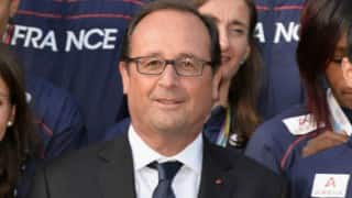 France calls for end to US sanctions on Cuba during Castro visit