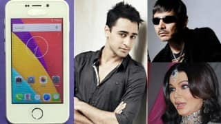 Freedom 251: Imran Khan, KRK, Rakhi Sawant- Which actor can best endorse World's cheapest mobile phone?