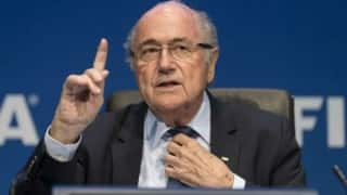 You cannot buy a World Cup: Sepp Blatter