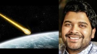 India needs planetary defence: Indian-origin space scientist Chaitanya Giri