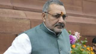 India Will Witness Another Partition in 2047, Says Giriraj Singh; Warns About 'Population Explosion of Divisive Forces'